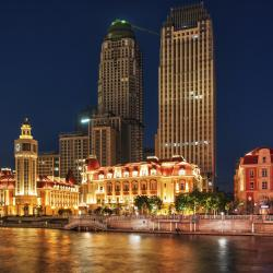 Tianjin Area 6 serviced apartments