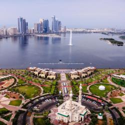 Sharjah Emirate 30 beach hotels