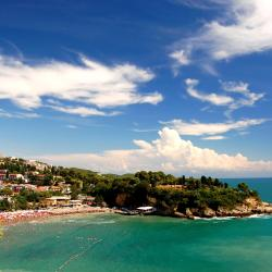 Ulcinj County 3 campgrounds