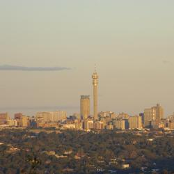 Gauteng 1025 bed and breakfasts