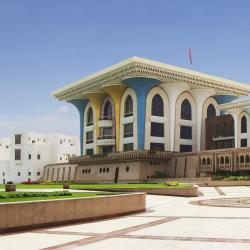 Muscat Governorate 7 Boutique Hotels