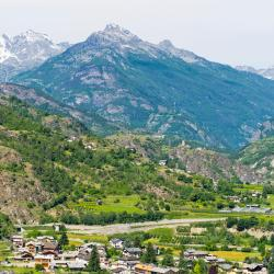 Valle d'Aosta 4 campsites