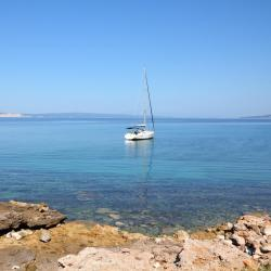Pag Island 1721 beach hotels