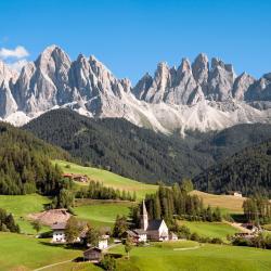 Italienska alperna
