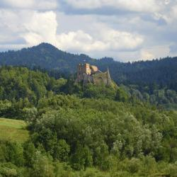Lesser Poland 5 campsites