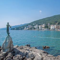Opatija Riviera 3 resorts