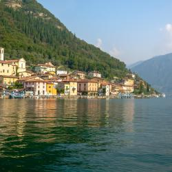 Lake Iseo 3 campsites