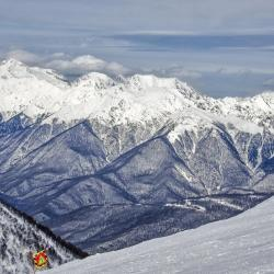 Krasnaya Polyana Ski 55 accessible hotels