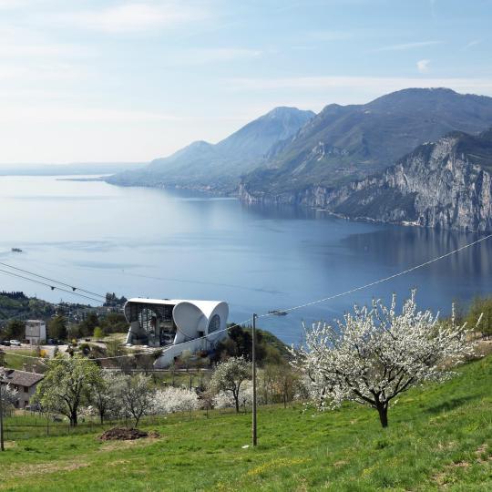 Malcesine - Monte Baldo kabelbaan