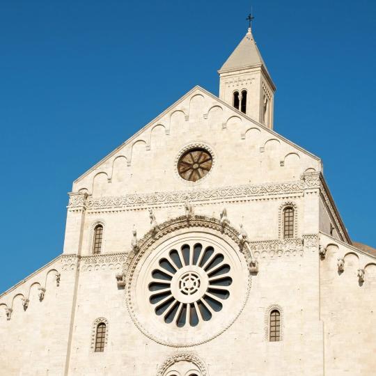 Basílica de San Nicolás en Bari