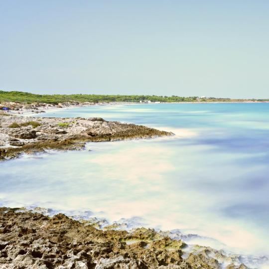 Punta della Suina Beach