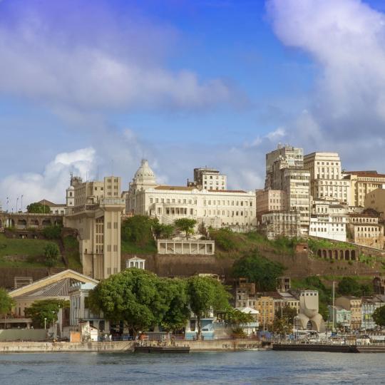 Visiting Bahia's capital - Salvador