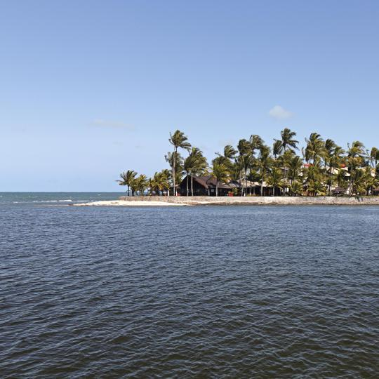 Arraial d'Ajuda - Be spoilt, by the beach