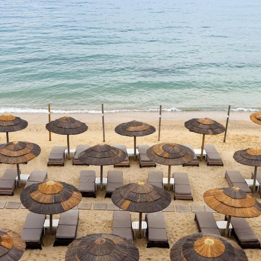 Pláž Elia