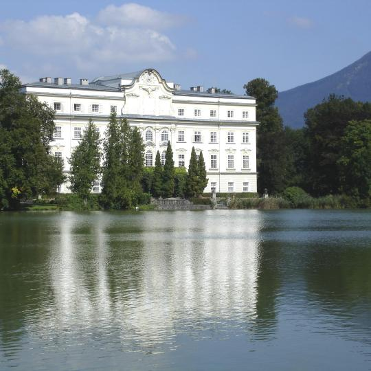 A muzsika hangjai túra Salzburgban