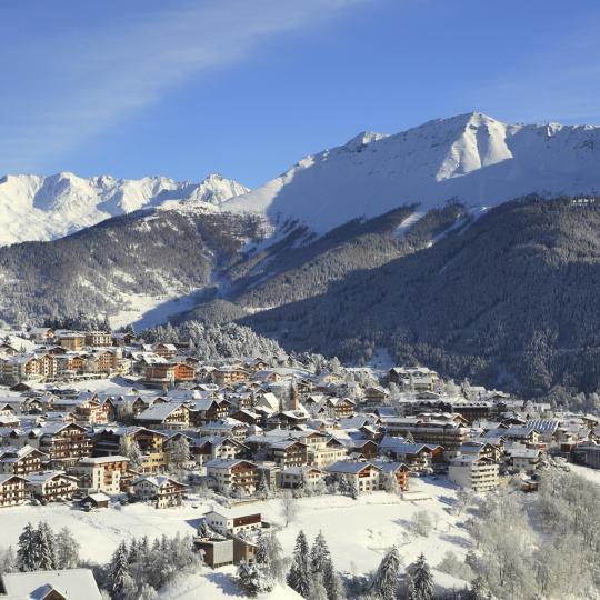 Skifahren in Serfaus–Fiss–Ladis