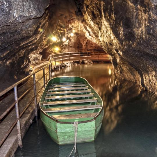 Han-sur-Lesse Caves
