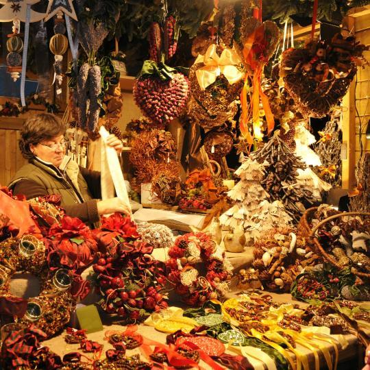 Mercadillos de Navidad de Valkenburg