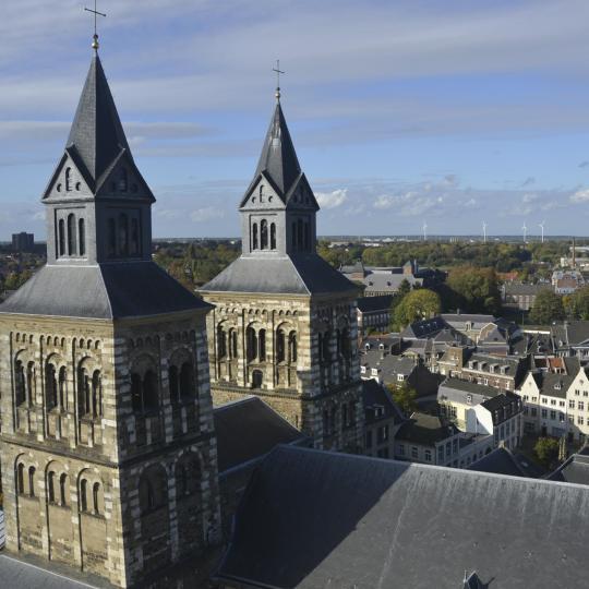 Binnenstad de Maastricht