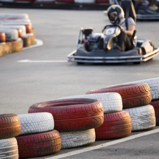 Circuitpark Karting Texel