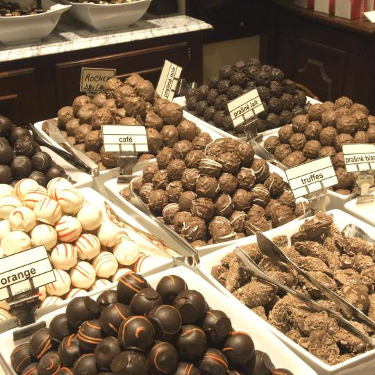 Perugia's Eurochocolate