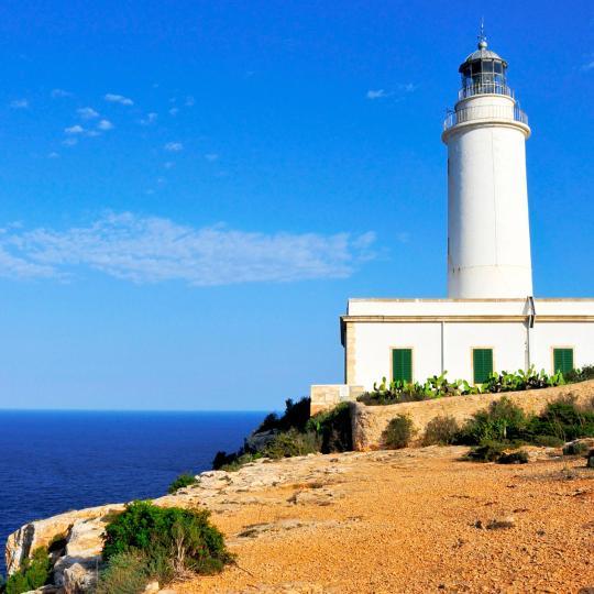 Faro de la Mola Lighthouse