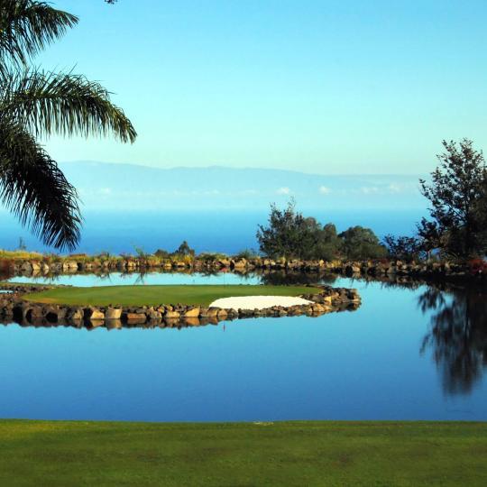 Golf à Hawaï