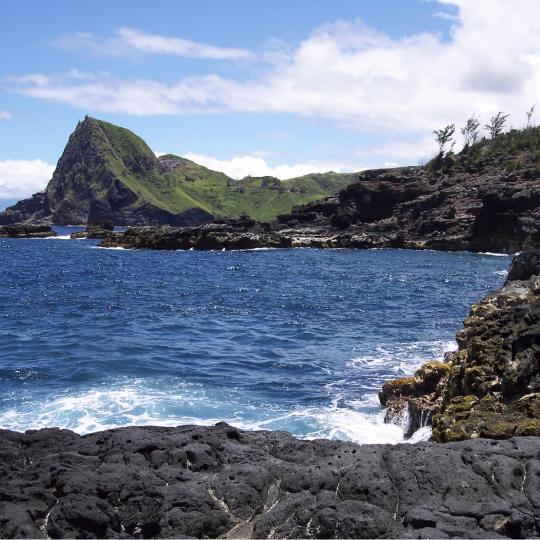 The Hawai'i Volcanoes National Park