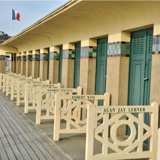 Station balnéaire de Deauville