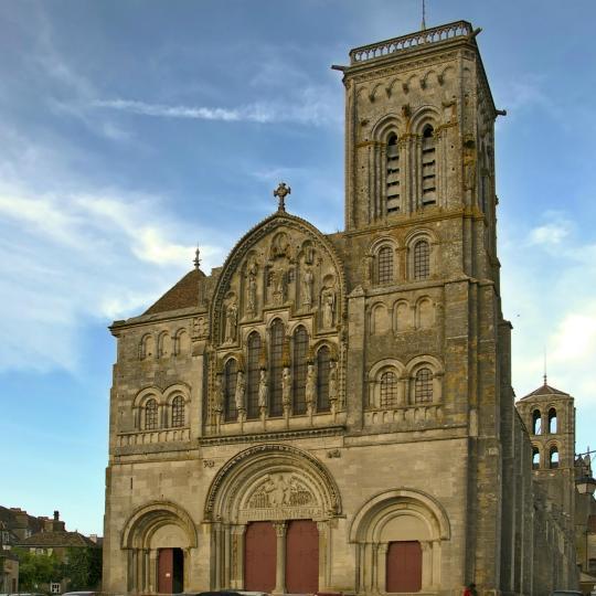 Basilique Sainte-Marie-Madeleine de Vézelay