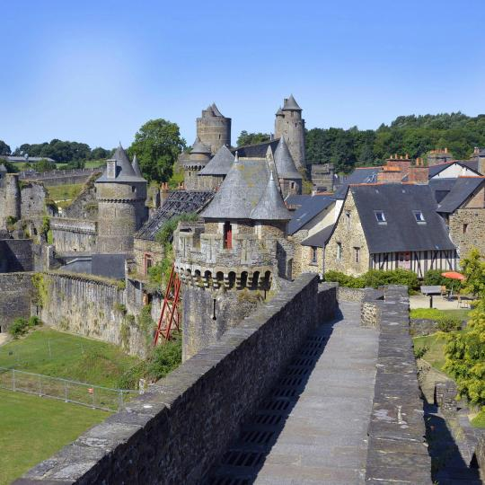 Fougères Castle