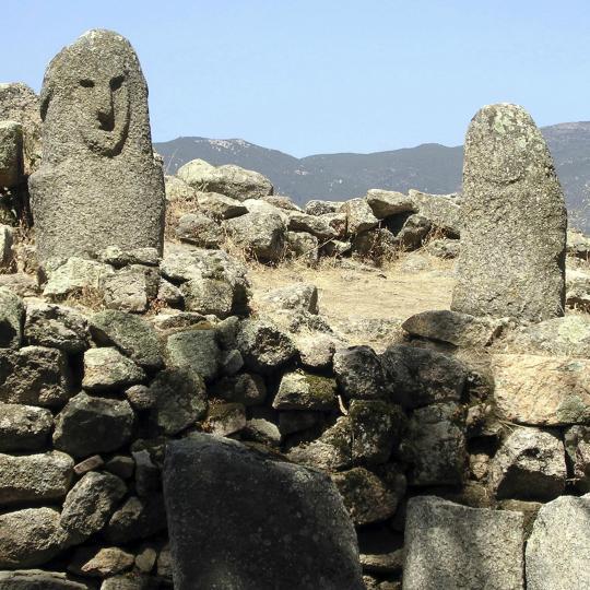 Prehistoric Site of Filitosa