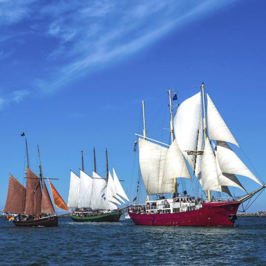 Sailing and maritime events