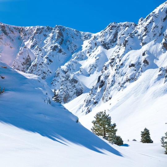 Font-Romeu Ski Station