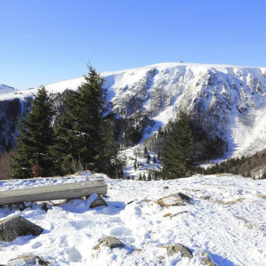 Skiing trips in the Lorraine region