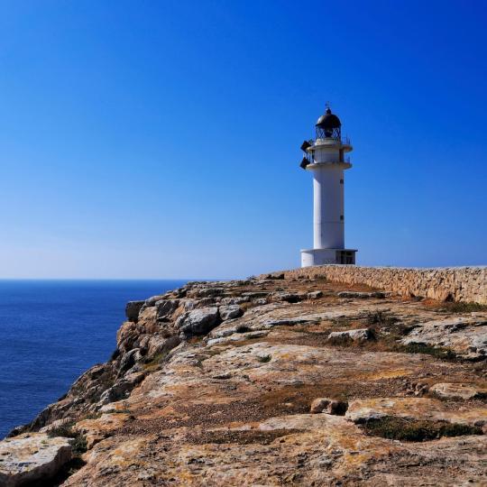 Leuchtturm Cap de Barbaria