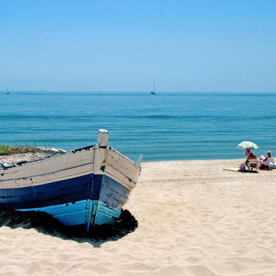 Playa El Saladillo Beach