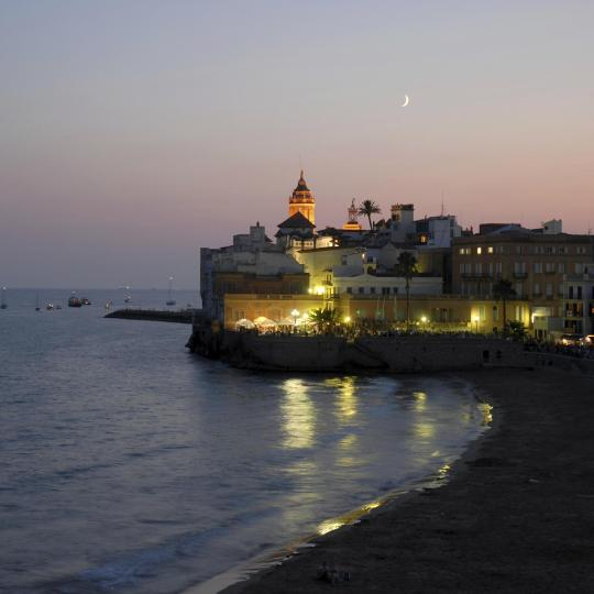 Nightlife in Sitges