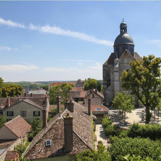 El pueblo medieval de Provins