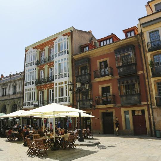 Bares de tapas en Oviedo