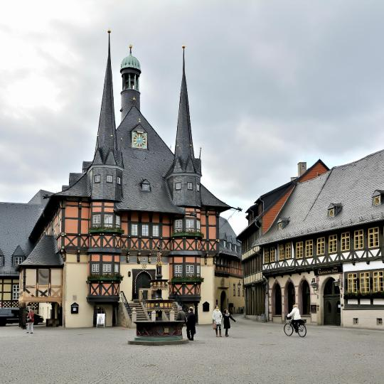Be charmed by Wernigerode and Brocken