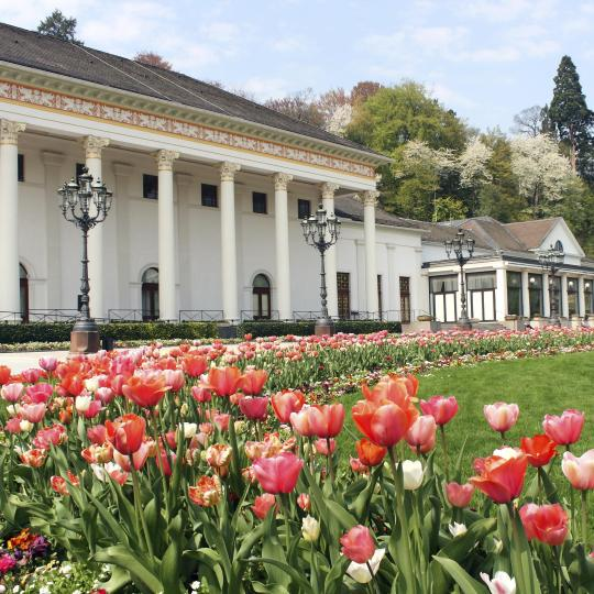 Place your bets at Baden-Baden's Casino