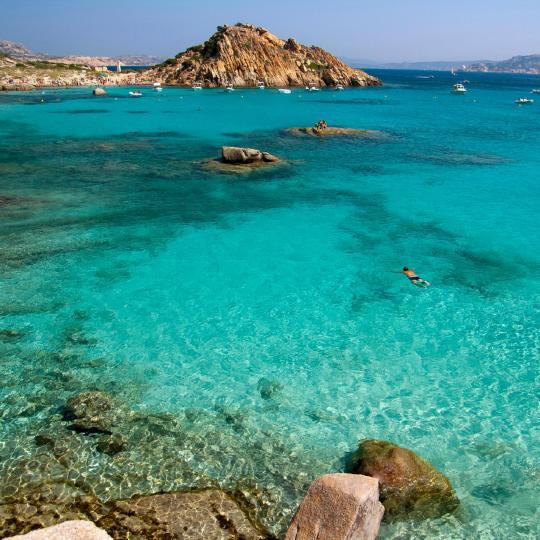 The Maddalena Archipelago