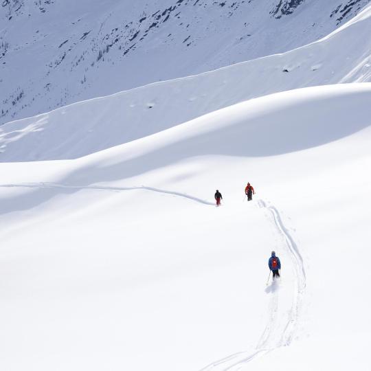 Sun Peaks Ski Resort