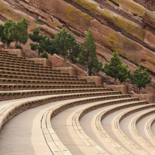 Red Rocks Park and Ampitheater