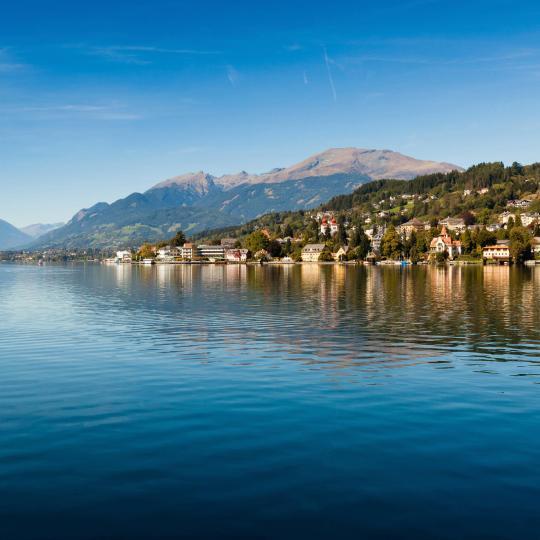South Carinthia's Mountain Lakes