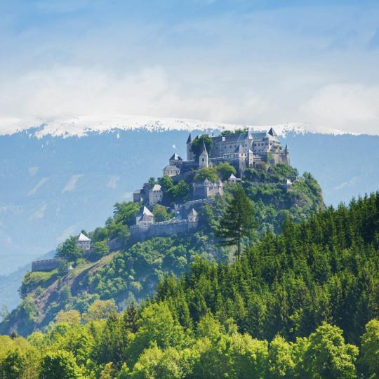 Hochosterwitz Castle