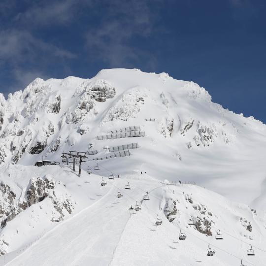 Skiing in Carinthia