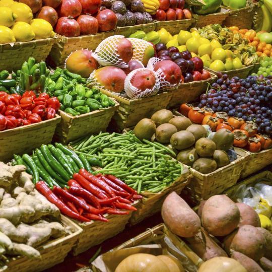 Zhenski Pazar Market