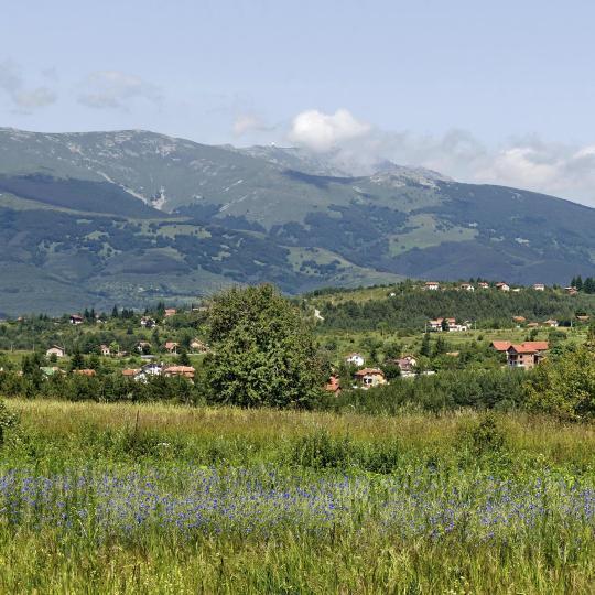 Vitosha Mountain National Park